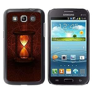 LECELL -- Funda protectora / Cubierta / Piel For Samsung Galaxy Win I8550 I8552 Grand Quattro -- Mystical Time --