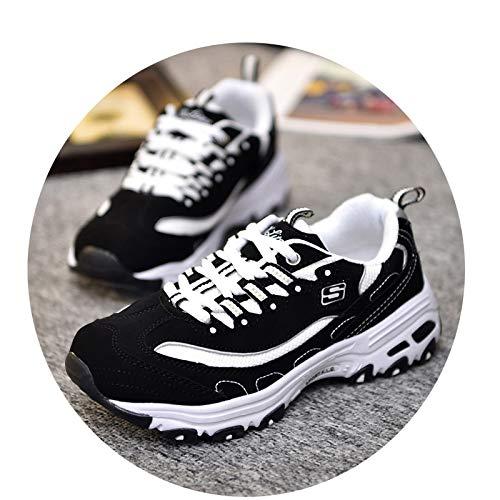 tela coppia Qlx da uomo rete e da da donna in Scarpe di studenti bianco in sneakers da nero uomo 7RqA5