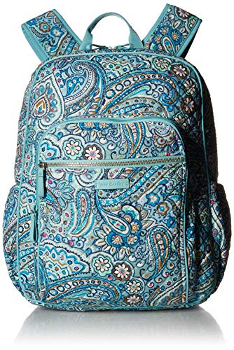 iconic campus backpack signature cotton daisy dot