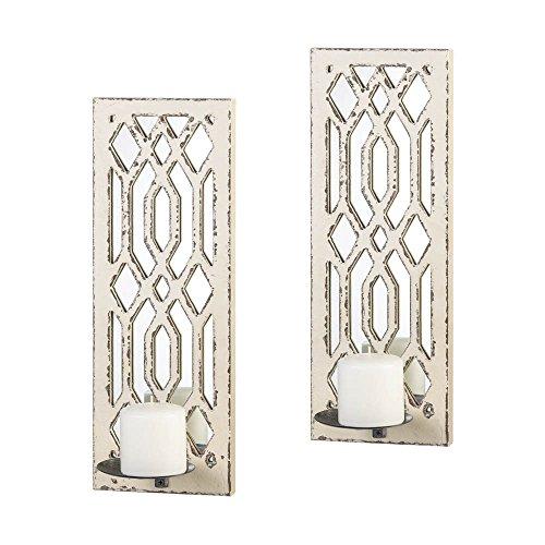 Wall Sconces Candle Holder Hanging Lantern Bathroom Bedroom Pendant Chandelier Decorative Fixtures Light Set