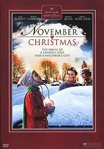 November Christmas - Hallmark Hall of Fame -DVD: Amazon.co.uk: Sam ...