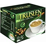 Amazon Com Truslen Green Coffee Bean Slimming Instant Coffee Weight Control Antioxidant Made In Thailand How To