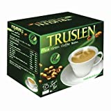 Truslen Green Coffee Bean Slimming Instant Coffee Weight Control Antioxidant : 2 Boxs