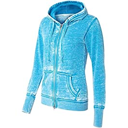 Yoga Jacket – Women Athletic, Light Weight Soft Fleece.