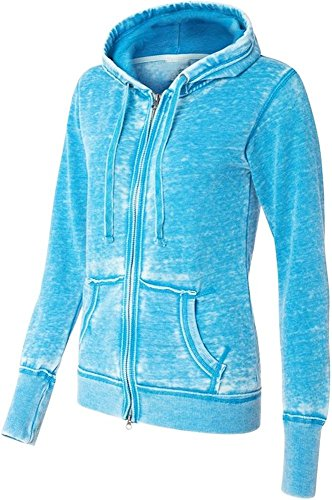 Yoga Jacket – Women Athletic Burnout, Light Weight Soft Fleece. – DiZiSports Store