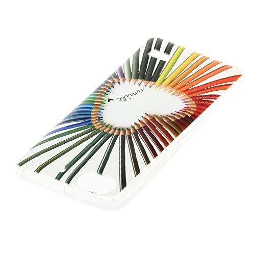 Para Huawei G Play Mini (Honor 4C)(5 pulgadas) Cáscara ZeWoo® Carcasa y Funda de Silicona - YG013 / bicicleta de limón YG011
