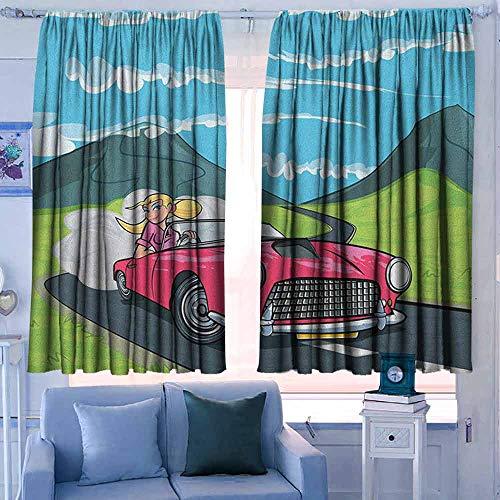 Sliding Curtains 42