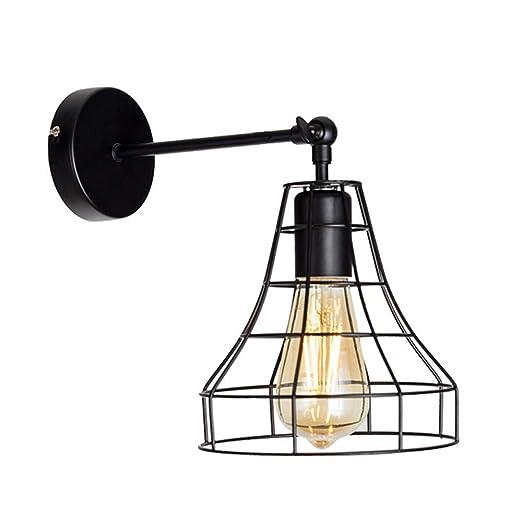 xiadsk luz, lámpara, Linterna, Jaula Negra Moderna, Luces ...