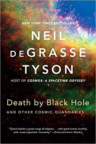 Death by Black Hole, Book by Neil deGrasse Tyson