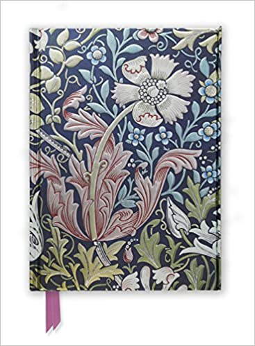 William Morris: Compton (foiled Journal) por Flame Tree epub