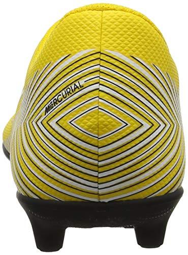 White Black Fútbol Vapor Nike Multicolor de FG NJR Club MG 001 Zapatillas Amarillo Hombre para 12 A6qSOw