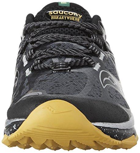 Grey TR Nomad Saucony Black Gold Shoe Running Men's zHC4qwxnS6