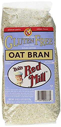 Bobs Red Mill Oat Bran Gf by Bob's Red Mill