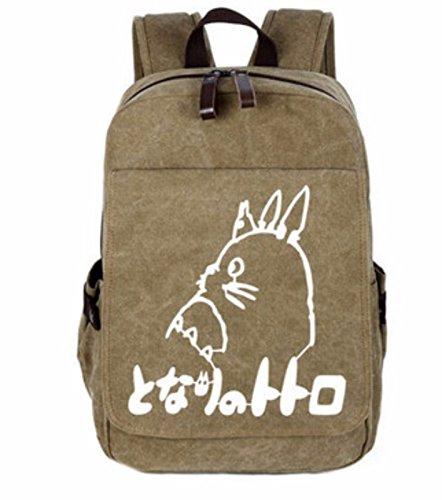 rare Schultertasche Tasche Shoulder Bag Rucksack reisetaschen Katze Weiß Totoro new