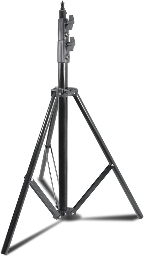 Umbrella and Background with Carry Case Bag Julius Studio Light Stand Tripod Max 86-inch Height Photo Video Tripod Stand for Reflector JSAG272 Soft Box