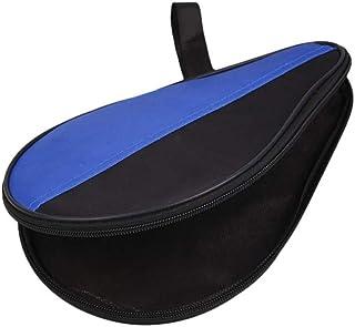 HATCHMATIC Tennis de Table Racket Housse Sac étanche Portable Tennis de Table Cas pour Paddle Bat Tennis de Table Accessoires