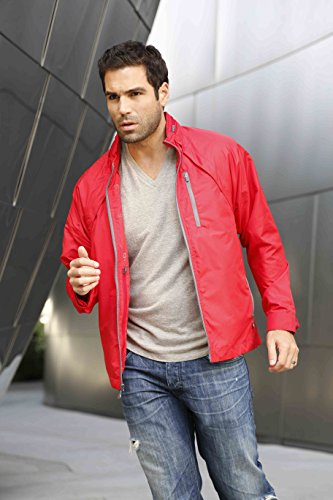 SCOTTeVEST Tropiformer Jacket - 22 Pockets – Convertible, Travel Clothing RED L by SCOTTeVEST (Image #2)