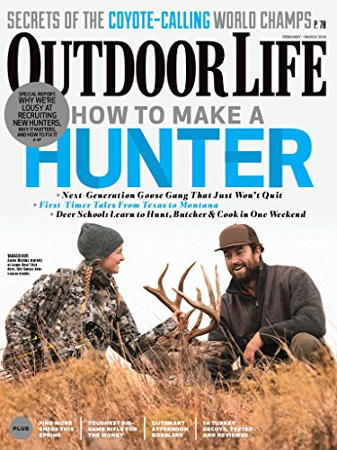 Magazines : Outdoor Life