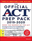The Official ACT Prep Pack 2019-2020 with 7 Full Practice Tests, (5 in Official ACT Prep Guide + 2 Online): more info