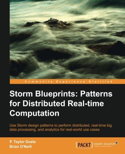 Apache Storm Blueprints