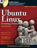 Ubuntu Linux, William von Hagen, 0470604506