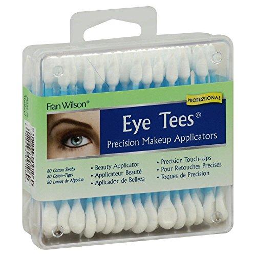 Fran Wilson Eye Tees Applicators, 80 (Cosmetic Applicators)