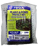 Tenax 2A160063 Plant & Pond Protect Net 6 x 50 ft Bag 6 x, White