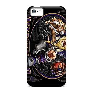 Roxi Perfect Tpu Case For Iphone 5c/ Anti-scratch Protector Case (minnesota Vikings)