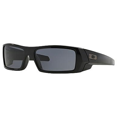 Oakley UniSex Gascan Polished Black Frame Grey Lens 03-471 60mm