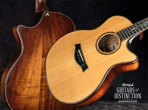 Taylor Guitars Builder's Edition K14ce V-Class Grand Auditorium Acoustic-Electric Guitar (SN:1104089115)