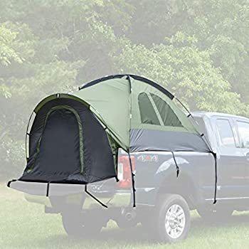 Image of Bed Tents Milliard Truck Tent | Standard 6.5ft Bed