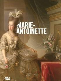 Marie-Antoinette par Salmon