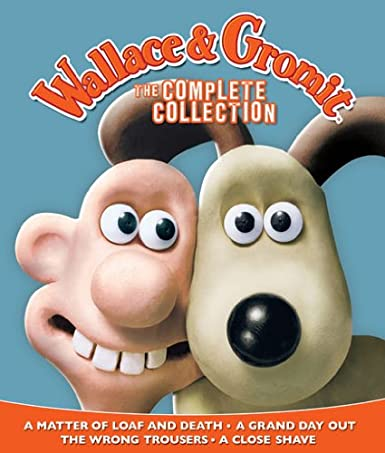 Wallace & Gromit: Complete Collection [USA] [Blu-ray]: Amazon.es ...