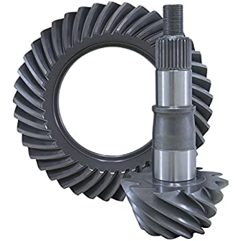"""Yukon (YG F8.8-411) High Performance Ring and Pinion Gear Set for Ford 8.8"""" Differential"""