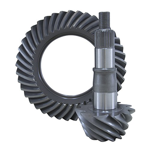 Yukon Gear & Axle (YG F8.8-411) High Performance Ring & Pinion Gear Set for Ford 8.8 Differential