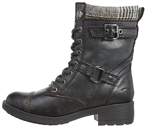 Army Dog Rocket Lace Biker nbsp;stivali Donne Thunder Nero Nuove Up AqqwgC0x