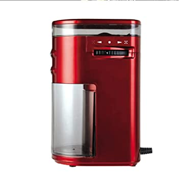 Trituradora Eléctrica De Especias Y Café 70W Máquina Hojas De Acero Inoxidable Para Frijoles Especias Nueces Moler Café Espresso Beans: Amazon.es: Hogar