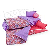 Journey Girls Sweet Dreams 2-Doll Bloomin' Trundle Bed by Toys R Us