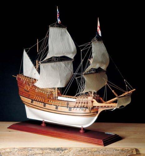 AM1413 木製帆船模型アマティ/メイフラワー