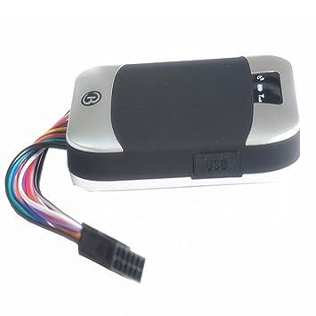 VIGORWORK GPS303H Quan banda en tiempo real GSM GPRS GPS Tracker Google Map SMS Ubicación Link