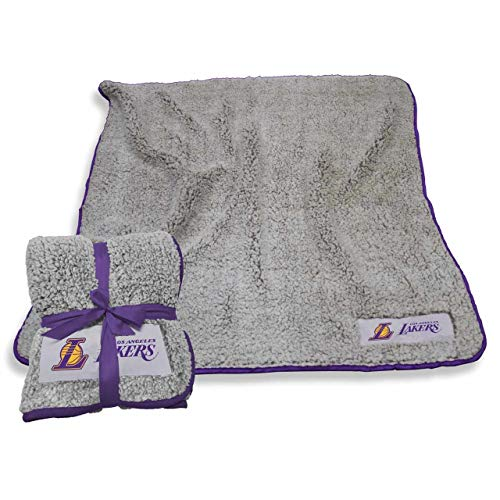 Los Angeles Lakers NBA Frosty Fleece 60 X 50 Blanket - Team Color,
