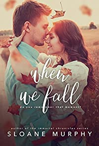 When We Fall by Sloane Murphy ebook deal