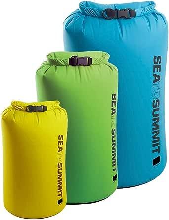 Sea to Summit Lightweight 70D Dry Sack Set 1L, 2L, 4L