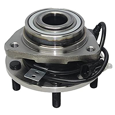 4x4 Models Pair or 2 New Front Wheel Hub and Bearing Assembly 5 Lug W/ABS fits [97-05 Blazer 4x4] [97-04 S10 4x4] [97-05 Jimmy 4x4] [97-04 Sonoma 4x4] [98-00 Hombre 4x4] [97-01 Bravada]: Automotive