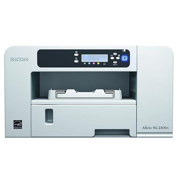 Ricoh SG-2100N A4 Color Geljet Impresora: Amazon.es: Informática