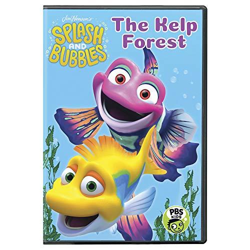 Splash and Bubbles: The Kelp Forest DVD (Ovation Childs Bubble)