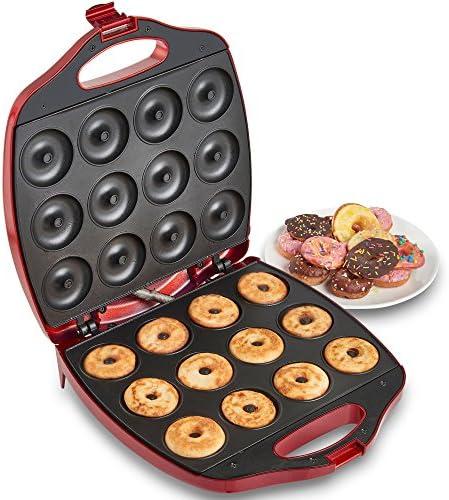 vonshef-12-mini-donut-electric-maker