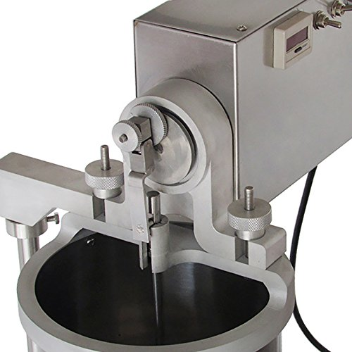 Genmine Automatic Donut Making Machine Commercial Electric Auto Doughnut Donut Maker Machine Auto Donuts Frying Molding Turning Collecting Fryer Factory 110V (Can Making 3 Sizes Donut) by Genmine (Image #6)