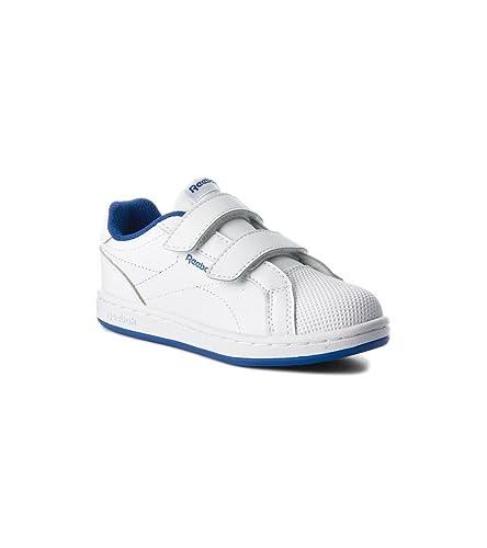 8d36de12d30 Reebok Boys  Royal Comp CLN 2v Fitness Shoes  Amazon.co.uk  Shoes   Bags
