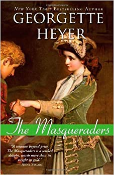 Book The Masqueraders (Historical Romances) by Georgette Heyer (2009-12-01)